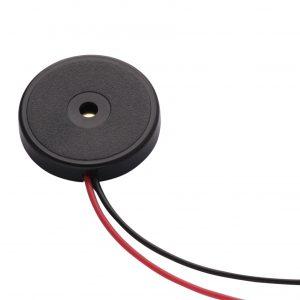 Piezo Signalgeber ohne Oszillator mit Kabel